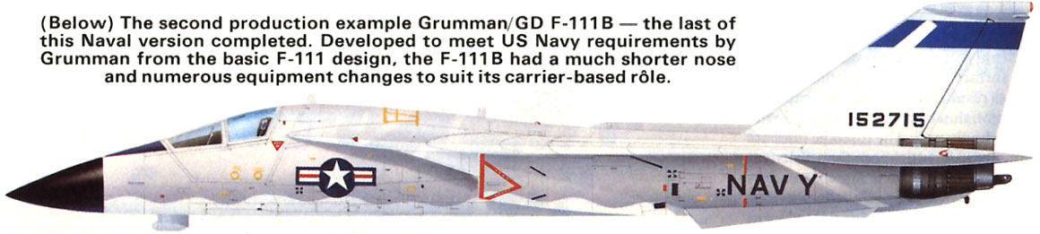 History of the F111 Aardvark Updated July 4th 2015 – Press