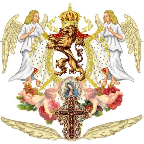Pater Nostro Sanctvm Blason Jose Maria Chavira